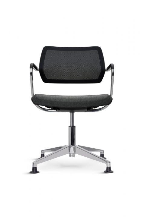Lankytojų posedžių kėdė Qivi